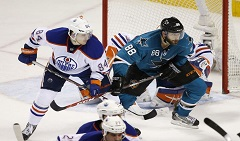 Oilers-Vs-Sharks