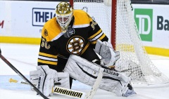 jonas-gustavsson-leaves-bruins-game-taken-to-hospital-nhl-960